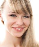 Reizvolles blondes Lizenzfreie Stockbilder