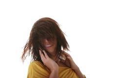 Reizvolles Frauentanzen getrennt Lizenzfreie Stockfotos
