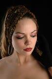 Reizvolles woman-2 Stockfotos