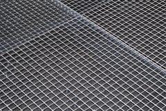 Reja industrial del piso Imagen de archivo libre de regalías