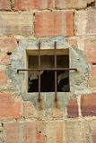 Rejilla de la ventana Foto de archivo libre de regalías