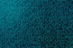 Rejilla de los números al azar brillar intensamente textura de la información de la tecnología de la calculadora numérica imagen de archivo
