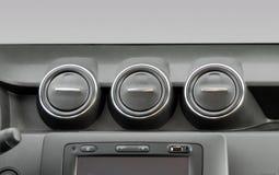 Rejilla de ventilación de coche Fotografía de archivo libre de regalías