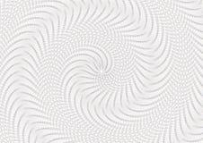 Rejilla del fondo del vector de onda del guilloquis Foto de archivo libre de regalías