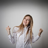 Rejoicing Stock Images