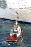 Rejs i holownik Zdjęcie Royalty Free