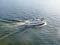 Rejs na morzu bałtyckim Fotografia Royalty Free