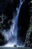 rejs wycieczki do wodospadu zdjęcie stock