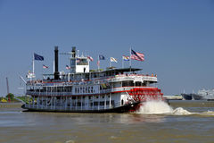 rejsu natchez riverboat Fotografia Stock