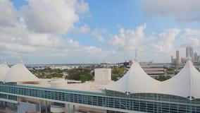 Rejsu port Miami zbiory wideo