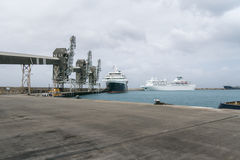 Rejsu Terminal w Bridgetown, Barbados Obrazy Royalty Free