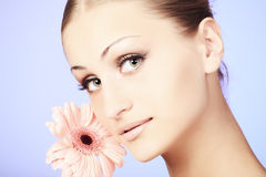 Rejuvenation cosmetics Stock Image