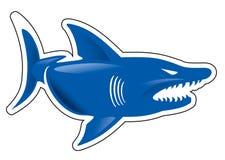 rekin ilustracji