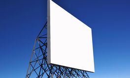 reklama billboard Fotografia Royalty Free