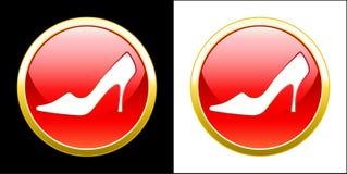 reklama buty ilustracji