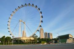 reklamblad singapore Royaltyfri Bild