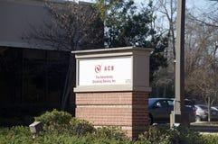 Reklamujący Sprawdzać biuro, Inc, Bartlett, TN obrazy stock