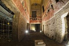 Rekonesansowe antykwarskie rzymskie ruiny Obraz Royalty Free