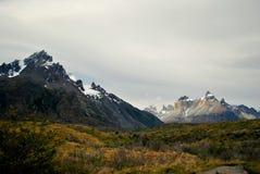 Rekonesansowe góry Fotografia Royalty Free