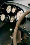 Rekord 1927 för Avions Voisin världshastighet Arkivfoton