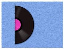 Rekord- vinyl Royaltyfri Fotografi