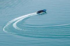 Rekreacyjna łódź Fotografia Stock