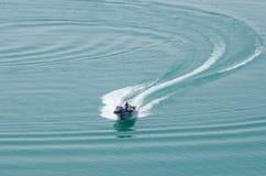 Rekreacyjna łódź Obraz Royalty Free