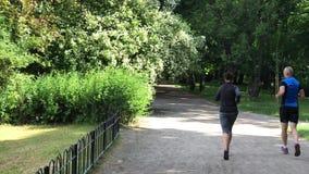 Rekreacyjny czas w jawnym parku w Polska w mieście Wrocławski zbiory
