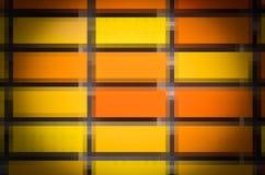 Rektangelbakgrund Royaltyfri Bild