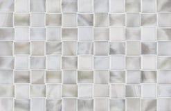 Rektangeltegelplattor i marmor Royaltyfria Bilder