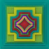 Rektanglar Royaltyfria Bilder