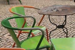 Relájese al aire libre, Portugal Foto de archivo