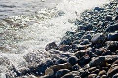 Relájese en la playa 2 Foto de archivo
