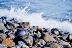 Relájese en la playa 3 Fotos de archivo