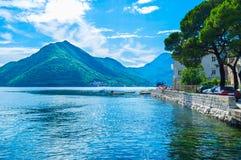 Relájese en Montenegro fotografía de archivo libre de regalías