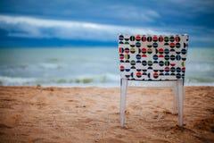Relájese por el mar Fotografía de archivo