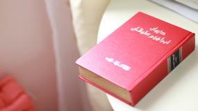 Relájese y lea Imágenes de archivo libres de regalías