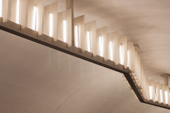 Relámpago de la lámpara imágenes de archivo libres de regalías