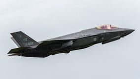 Relámpago II del RNLAF F-35A Imagen de archivo