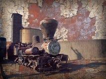 Relíquia da pilha de fumo Imagem de Stock Royalty Free