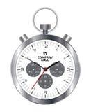 relógio ilustração royalty free