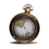 Relógio antigo Foto de Stock