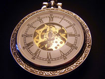 Relógio antigo Foto de Stock Royalty Free