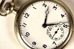 Relógio antigo Fotos de Stock Royalty Free