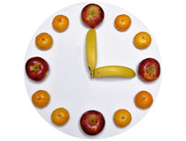 Relógio a aprender Fotografia de Stock Royalty Free