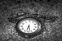 Relógio Chain Imagem de Stock