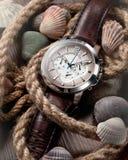 Relógio clássico dos homens Imagens de Stock Royalty Free