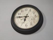Relógio clássico formal do escritório imagem de stock royalty free