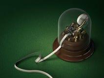 Relógio conservado em estoque Fotografia de Stock