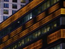 Relógio conservado em estoque no Times Square Imagem de Stock